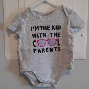 """""""COOL PARENTS"""" Bodysuit **25% OFF 5+ items**"""